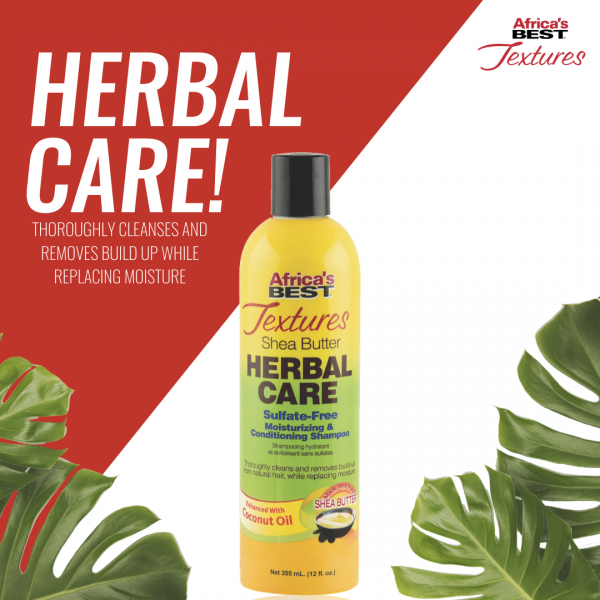 Africa's Best Textures - Herbal Care
