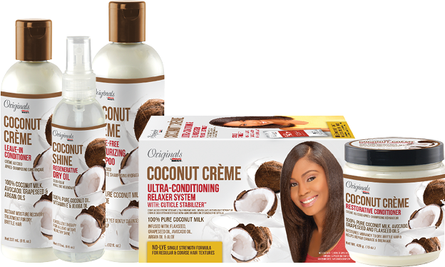 Coconut Creme Collection