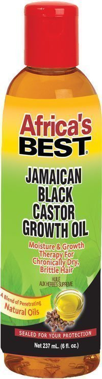 Jamaican Black Castor Growth Oil