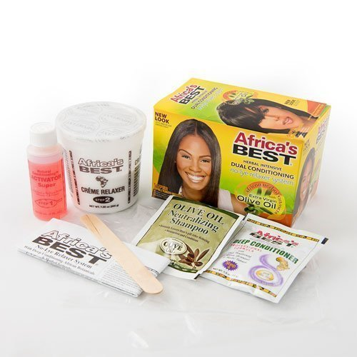 No-Lye Relaxer Kit-Super