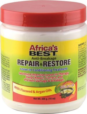 Anti-Breakage Repair & Restore Conditioning Treatment