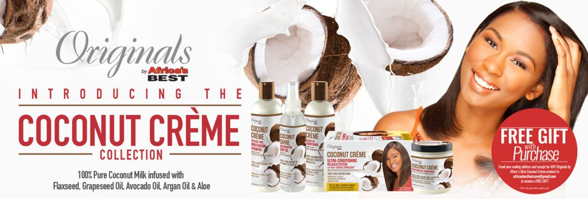 Africa's Best Coconut Creme Collection