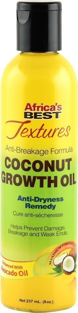 Coconut Growth Oil
