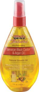 Jamaican Black Castor Natural Growth Oil
