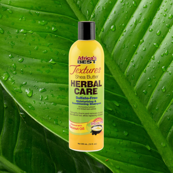 Africa's Best Textures - Moisturizing Conditioning Shampoo