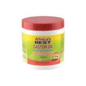 Africa's Best Castor Oil Hair & Scalp Conditioner