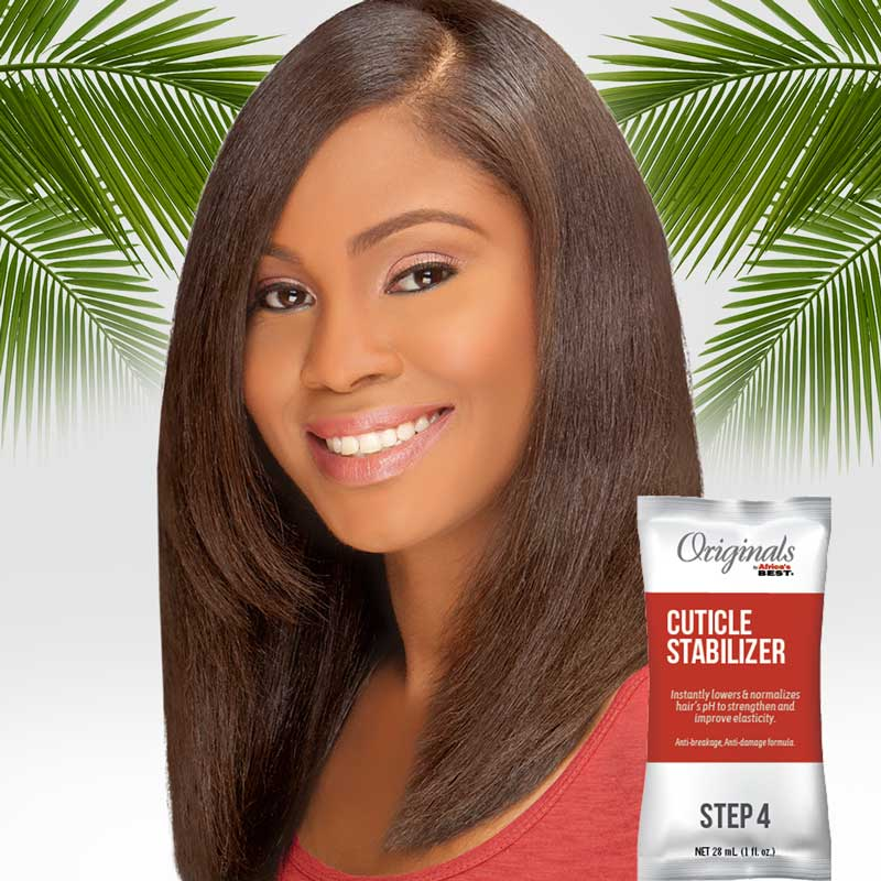 Africa's Best Coconut Crème Cuticle Stabilizer