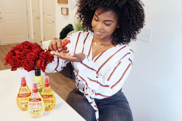 Africa's Best Hot Oil Treatment