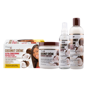 Coconut Crème Ultra-Conditioning Relaxer Combo