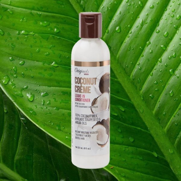 Coconut Creme Leave In Conditioner