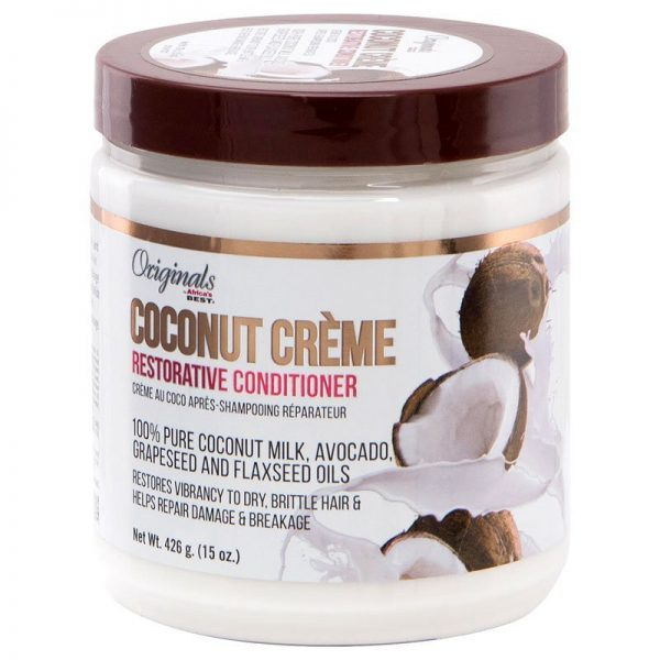 Coconut Creme Restorative Deep Conditioner