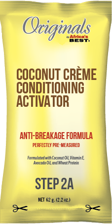 Coconut Crème Conditioning Activator