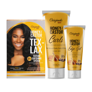 Honey & Castor Tex-Lax Texture Softening Combo