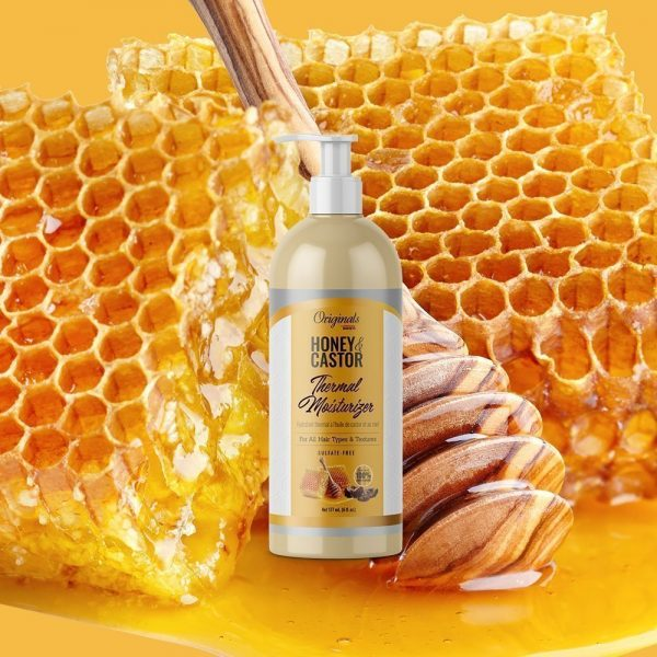 Honey & Castor Thermal Moisturizer