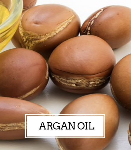 Honey and Castor Argan Oil