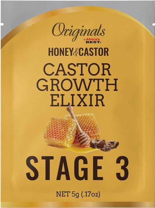 Honey & Castor TEX-LAX Growth Elixer