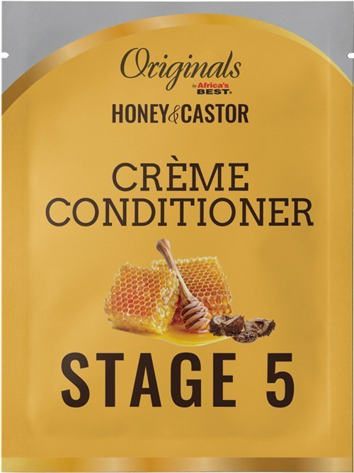 Honey & Castor TEX-LAX Creme Conditioner