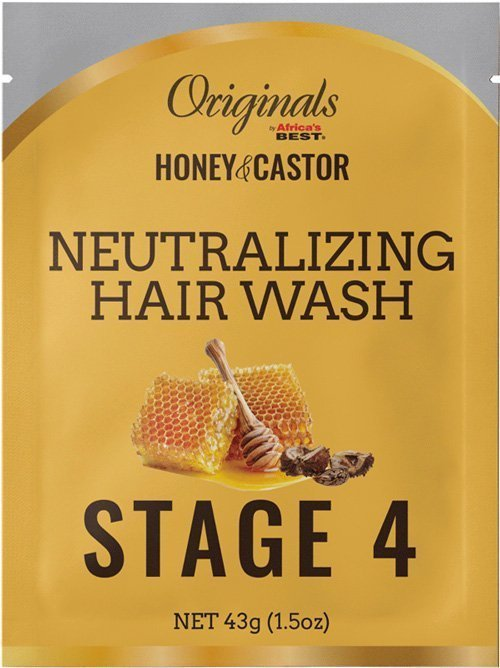 Honey & Castor TEX-LAX Neutralizing Hair Wash