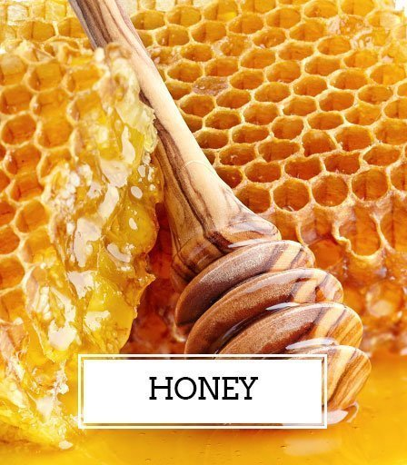 Honey Castor - Honey Ingredient Tile