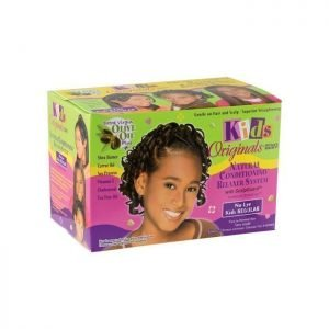 Natural Conditioning Relaxer System with Scalpguard (Regular Kit)