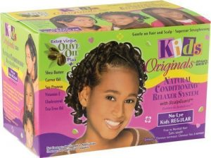 Kids Original Relaxer Kit Regular