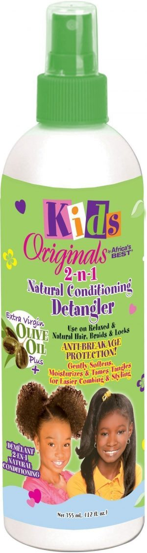 Kids Originals 2-n-1 Detangler