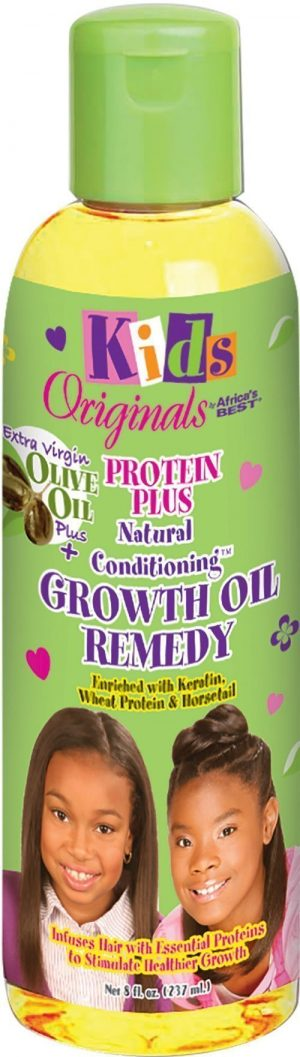 Protein Plus Growth Oil Remedy
