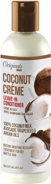 Leave-In Conditioner - Originals by Africa's Best