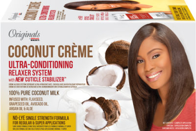 Coconut Crème Ultra-Conditioning Relaxer System - Originals by Africa's Best