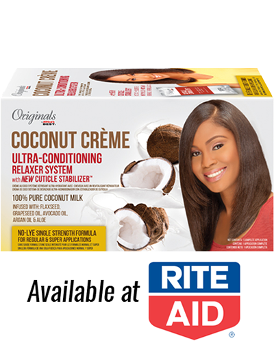 Coconut Creme Conditioning System
