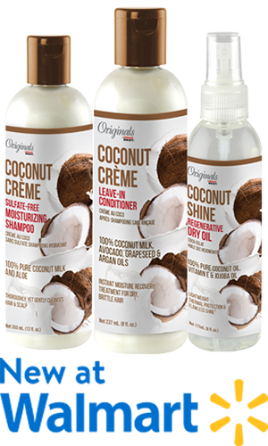 Coconut Creme Maintenance and Styling