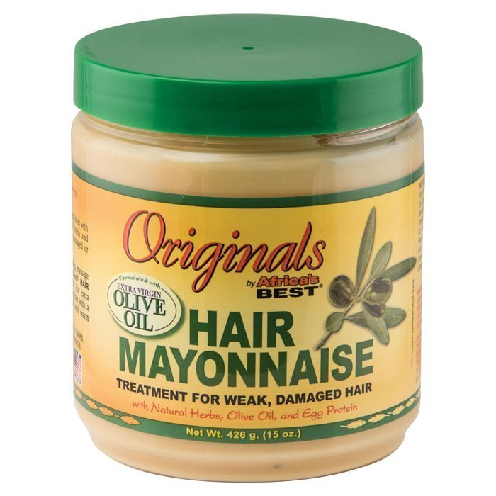 benefits of mayonnaise for the hair