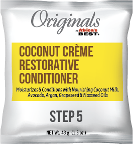 Coconut Creme Restorative Conditioner