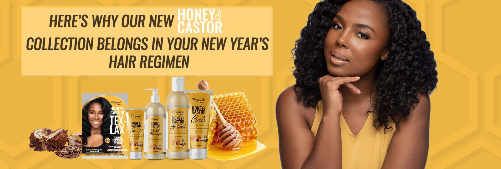 New Collection On The Block: Honey & Castor 2