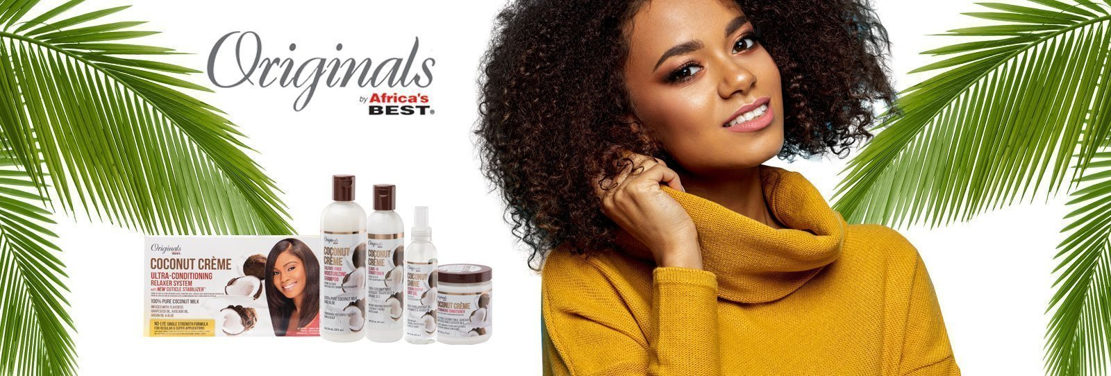 Africa's Best - Coconut Crème Collection